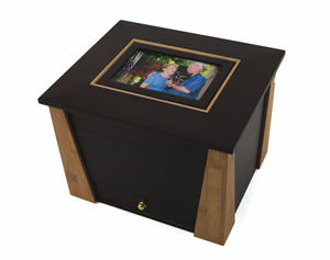 Craftsman Photo Urn