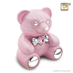 Pink cuddlebear