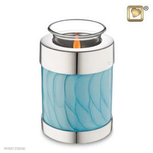 Tealight Blue