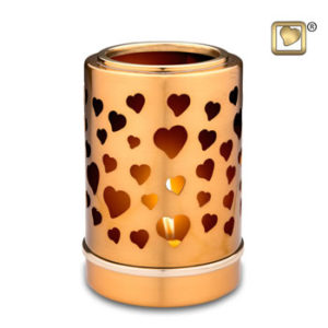 Tealight Deep Gold