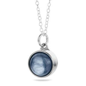 Kyanite Pendant Silver (NEW)