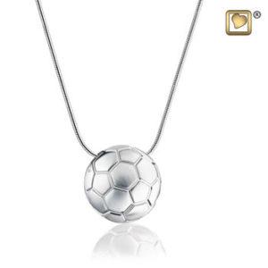 Soccer Ball Ash Pendant