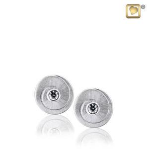 Eternity (silver) Earring