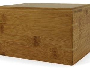 Bamboo Box Urn