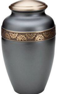 floral band large urn