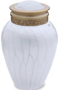 Blessings pearl medium urn