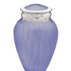 medium urn blessings lavender