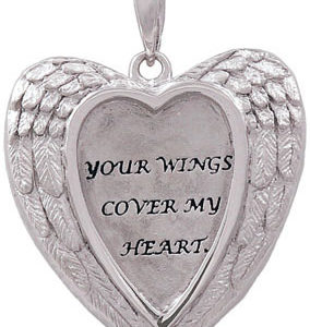 Your Wings Cover My Heart (Z) NEW