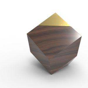 Woodprint Modurn urn